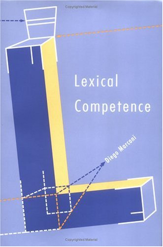 9780262133333: Lexical Competence (Language, Speech, and Communication)