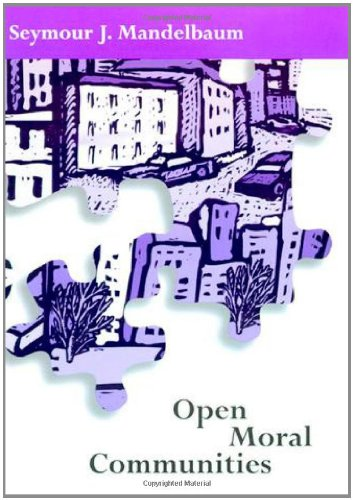 9780262133654: Open Moral Communities (MIT Press)