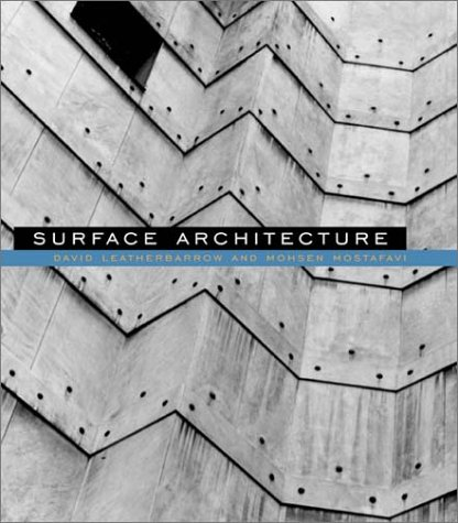 9780262134071: Surface Architecture (MIT Press)