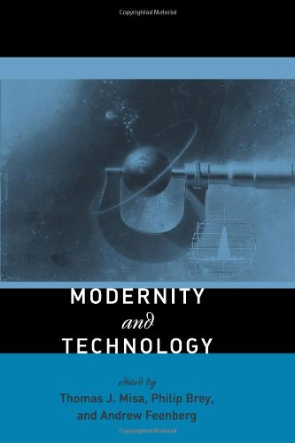 9780262134217: Modernity and Technology