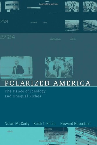 9780262134644: Polarized America: The Dance of Ideology and Unequal Riches (Walras-Pareto Lectures)