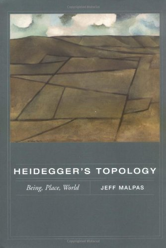 9780262134705: Heidegger's Topology: Being, Place, World (MIT Press)