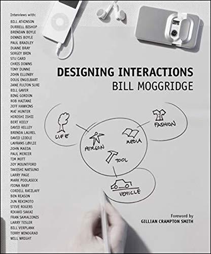 9780262134743: Designing Interactions (MIT Press)