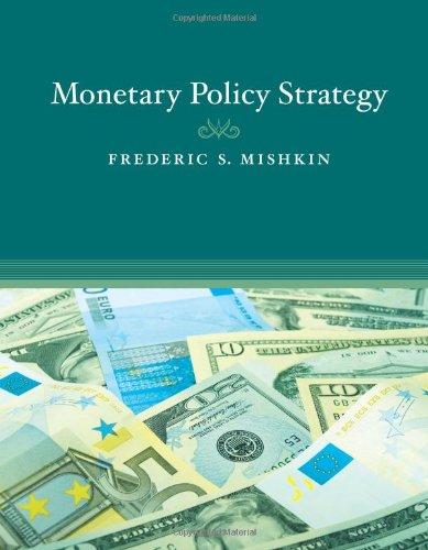 9780262134828: Monetary Policy Strategy