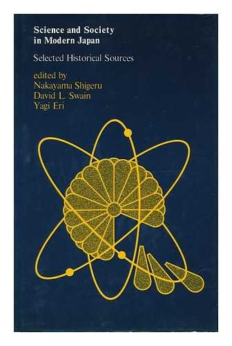 9780262140225: Science and Society in Modern Japan (The M.I.T. East Asian science series ; 5)