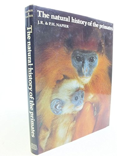 9780262140393: The natural history of the primates