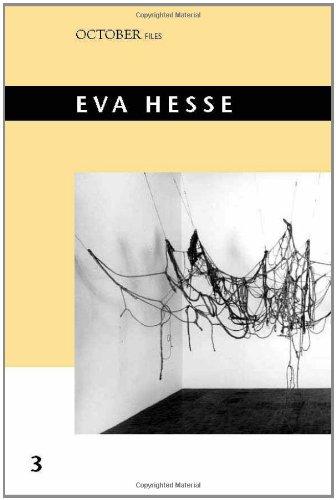 9780262140805: Eva Hesse (October Files)