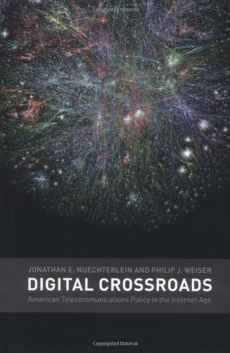 9780262140911: Digital Crossroads: American Telecommunications Policy in the Internet Age