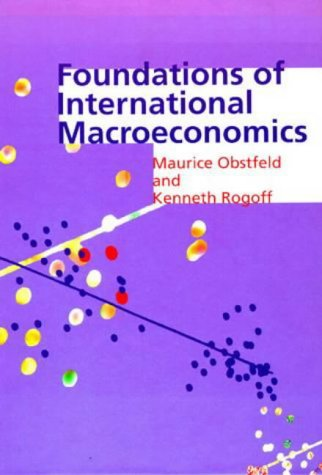 9780262150477: Foundations of International Macroeconomics (The MIT Press)