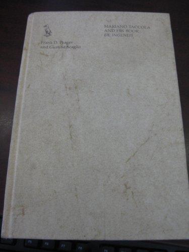 9780262160452: Mariano Taccola and His Book