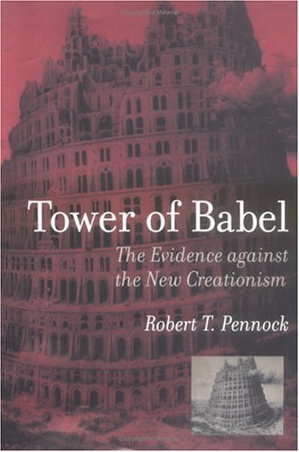 9780262161800: Tower of Babel: The Evidence against the New Creationism