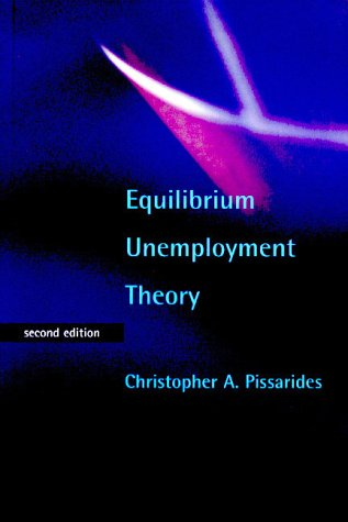 9780262161879: Equilibrium Unemployment Theory