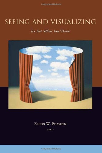 9780262162173: Seeing and Visualizing: It's Not What You Think (Life & Mind: Philosophical Issues in Biology & Psychology)