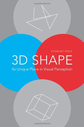 9780262162517: 3D Shape: Its Unique Place in Visual Perception