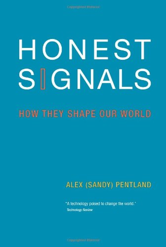 9780262162562: Honest Signals: How They Shape Our World (MIT Press)