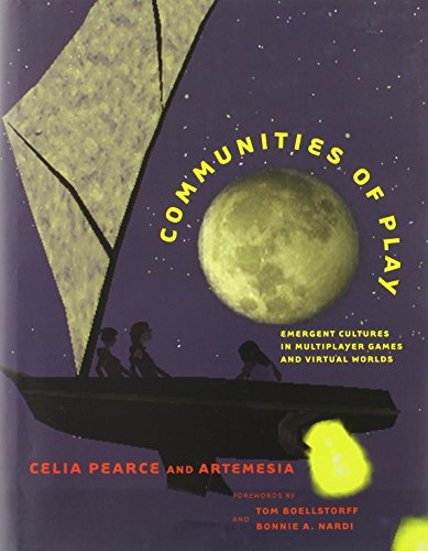 9780262162579: Communities of Play: Emergent Cultures in Multiplayer Games and Virtual Worlds (MIT Press)