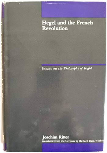 hegel and the french revolution essays on the   hegel and the french revolution essays on the philosophy of  right studies