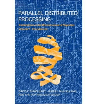 9780262181235: Parallel Distributed Processing: Vol.1: Explorations in the Microstructure of Cognition (Computational Models of Cognition and Perception)