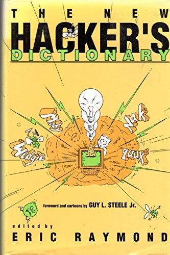 9780262181457: The New Hacker's Dictionary