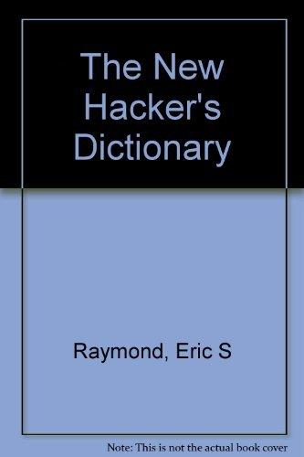 9780262181549: The New Hacker's Dictionary