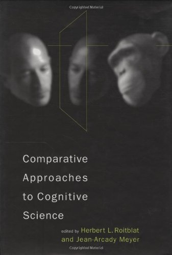9780262181662: Comparative Approaches to Cognitive Science