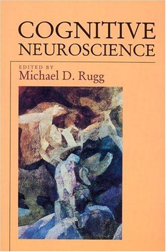 9780262181815: Cognitive Neuroscience (Studies in Cognition)