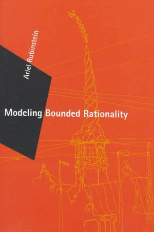 9780262181877: Modeling Bounded Rationality (Zeuthen Lecture Book Series)
