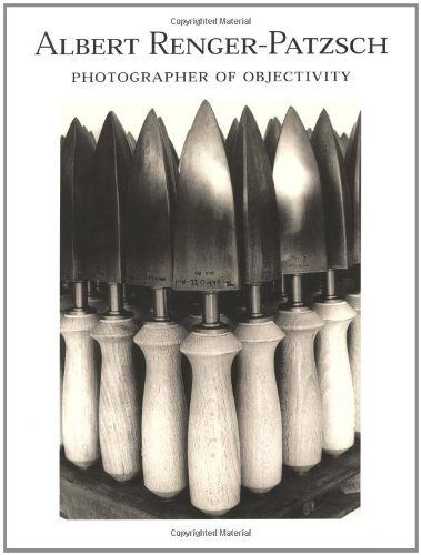 9780262181891: Albert Renger-Patszch: Photographer of Objectivity