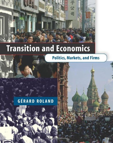 9780262182034: Transition and Economics: Politics, Markets, and Firms (Comparative Institutional Analysis)