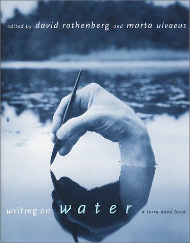 9780262182119: Writing on Water (Terra Nova Books)