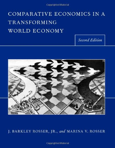 9780262182348: Comparative Economics in a Transforming World Economy (MIT Press)