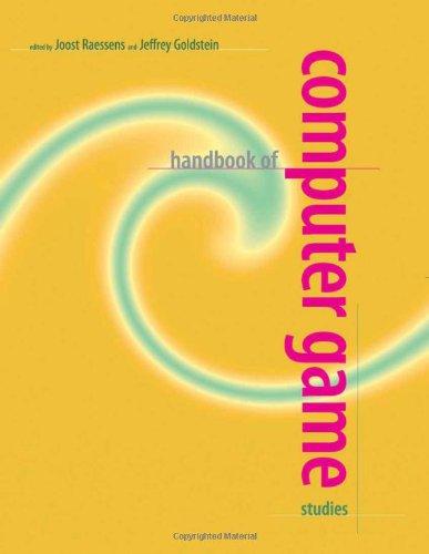 9780262182409: Handbook Of Computer Game Studies