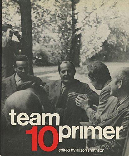 Team 10 Primer: Smithson, Alison (editor)