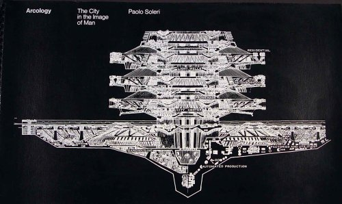 9780262190602: Arcology: City in the Image of Man