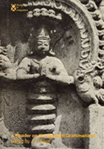 9780262190787: A Reader on the Sanskrit Grammarians (Studies in linguistics)