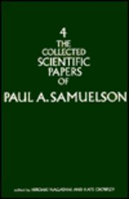 9780262191678: Collected Scientific Papers of Paul A. Samuleson: 004