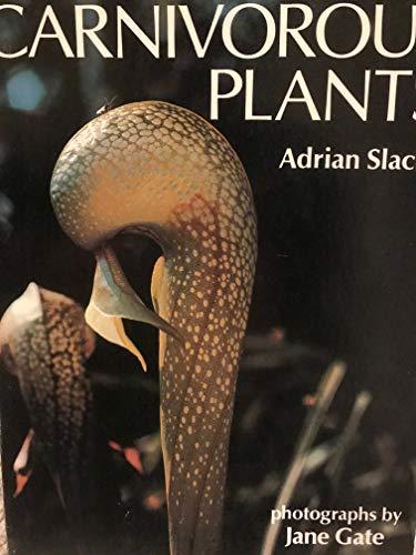 9780262191869: Slack: Carnivorous Plants (Cloth)