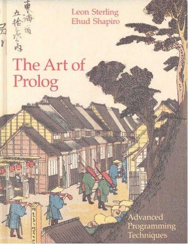 9780262192507: The Art of Prolog: Advanced Programming Techniques (Mit Press Series in Logic Programming)