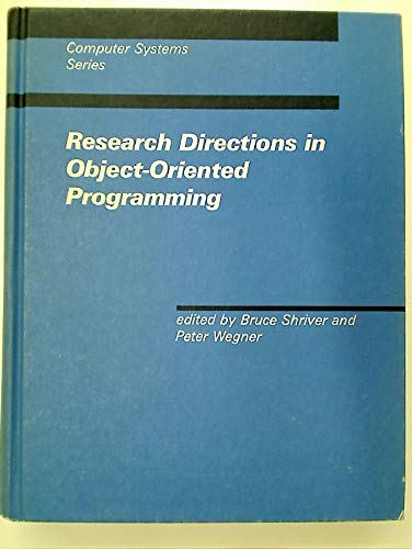 9780262192644: Research Directions in Object-Oriented Programming (Computer Systems Series)