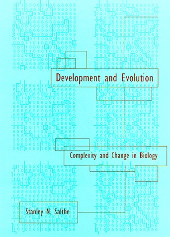 9780262193351: Development and Evolution: Complexity and Change in Biology