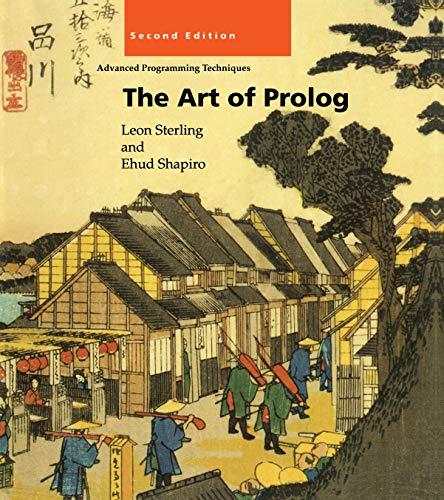 9780262193382: The Art of PROLOG: Advanced Programming Techniques (Logic Programming)