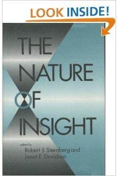 9780262193450: The Nature of Insight (A Bradford book)