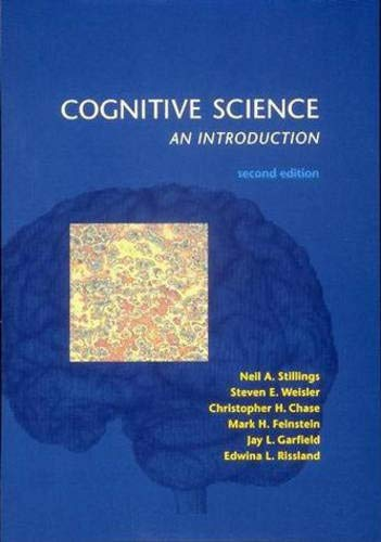 9780262193535: Cognitive Science: An Introduction, 2nd Edition (Bradford Books)