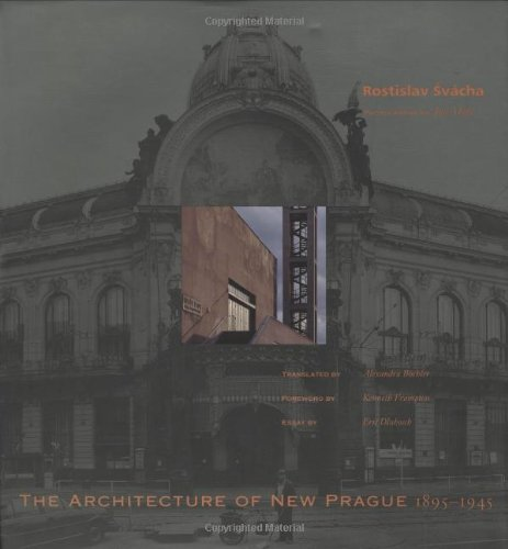 9780262193580: Architecture of New Prague 1895-1945