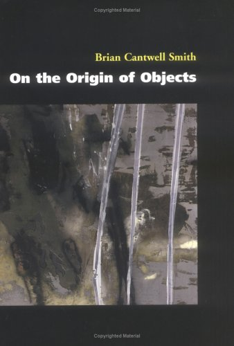 9780262193634: On the Origin of Objects (A Bradford book)