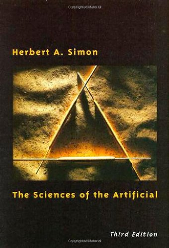 9780262193740: The Sciences of the Artificial - 3rd Edition