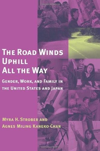 9780262194150: The Road Winds Uphill All the Way: Gender, Work, and Family in the United States and Japan