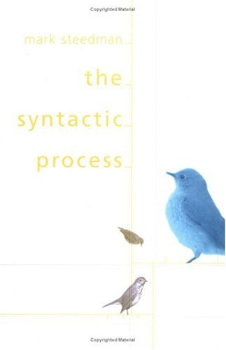 9780262194204: The Syntactic Process
