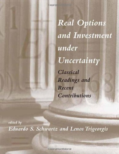 9780262194464: Real Options and Investment under Uncertainty: Classical Readings and Recent Contributions