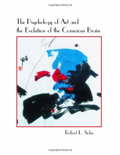 9780262194846: The Psychology of Art and the Evolution of the Conscious Brain (MIT Press)